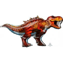 Dinosaur Foil Balloon- Jurassic World T-Rex