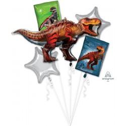 Jurassic World T-Rex Balloon Bouquet