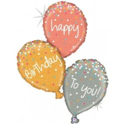 """Happy Birthday To You"" Foil Balloon"