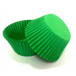 Cupcake Cases -Lime Green