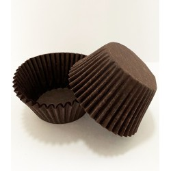 Cupcake Cases -Brown
