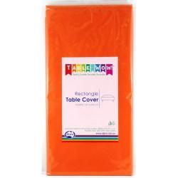Table Cover Rectangular - Orange