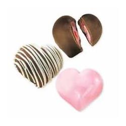 Heart Truffles Candy Mold