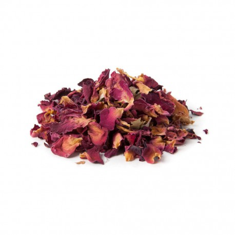 Dried Edible Miniature Rose Petals -13g