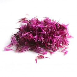 Dried Edible Pink Cornflower Petals -2g