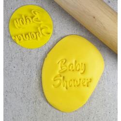 Baby Shower  Cookie Embosser