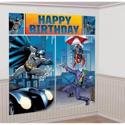 Batman  Wall Decorating Kit