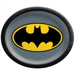 Batman Plates