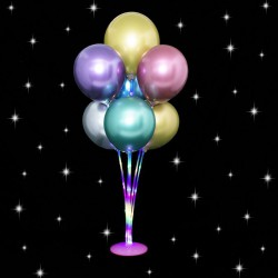 7 Balloon LED Stand