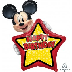 Mickey Mouse Forever Personalised Foil Balloon