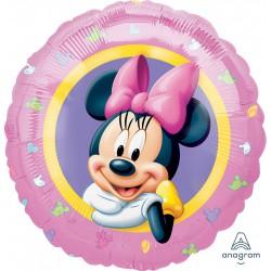 Minnie Mouse Portrait Foil Balloon