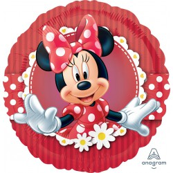 Mad about Minnie Foil Balloon