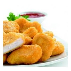 Tempura Chicken Nuggets