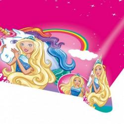Barbie Dreamtopia Plastic Table Cover