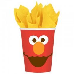 Sesame Street Elmo Cups