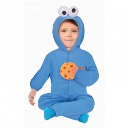 Sesame Street  Cookie Monster Jumpsuit 18-24 Months