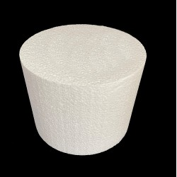 4 inch High Round Foam Dummies FROM