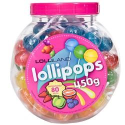 Assorted Lollipops 450g