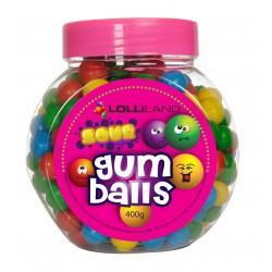 Sour Gum Balls- 400g