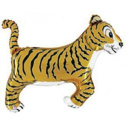 Tiger Shape Foil Balloon