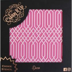 Cookie Stencil- Deco