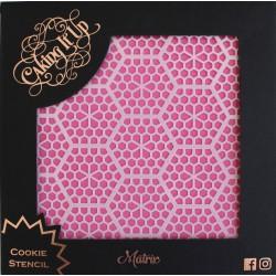Cookie Stencil- Matrix