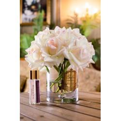 Cote Noire Grand Rose Bouquet- Pink Blush