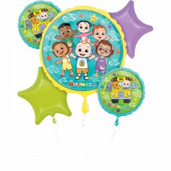 CoComelon Foil Balloon Set