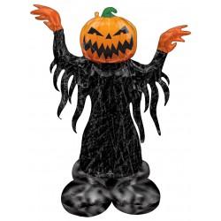 Halloween Pumpkin Head Ghost Airloon Balloon