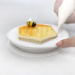 Mini Turntable + 2 Silicone Mats