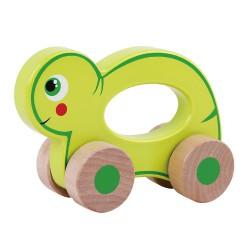 Wheelie Turtle Toy
