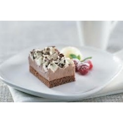 Chocolate Bavarian 1/2 Tray