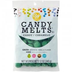 Candy Melts - Green, Vanilla Flavor