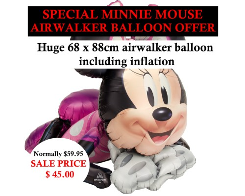 minnie mouse offer